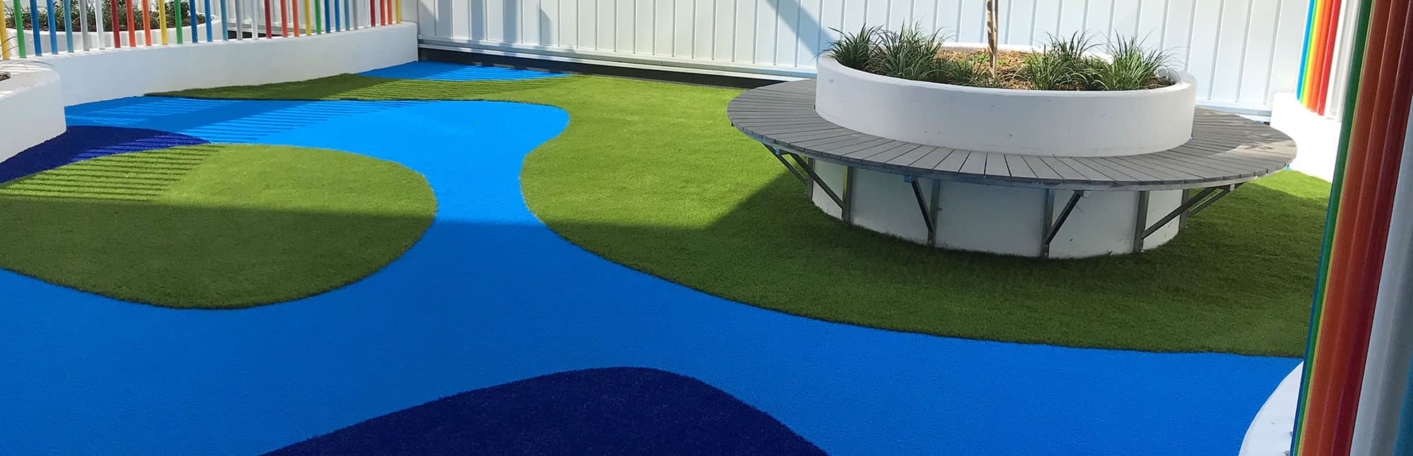 Multi Play Artificial Turf