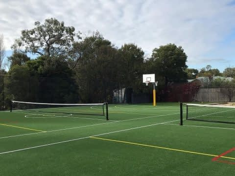 Club 40_St Jude's Primary School Langwarrin VIC_A1 Tennis Courts 2