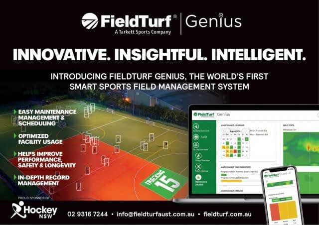 Say hello to FieldTurf Genius, powered by Intelligent Play, a cutting-edge field management system that takes you to the future of the maintenance! 🔋⚡