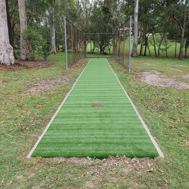 Another job featuring #FieldTurfAustralia Shield at #GoldCoast, #Queensland! Our thanks to @recreationalsurfaces_aus for choosing FieldTurf cricket systems. 🏏  #ArtificialGrass #SyntheticTurf #ArtificialTurf #SyntheticGrass #CricketPitch #Cricket #BackyardCricket