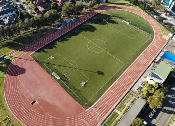 #ThrowbackThursday: Today, we celebrate #FieldTurf-powered Hensley Reserve in #Sydney, #NSW, completed by our friends at @turf_one!  #syntheticgrassaustralia #artificialgrassaustralia #artificialturfaustralia #syntheticturfaustralia #fakegrassaustralia #sportsturf #sportturf #runningtracks #athleticsfield #syntheticgrass #artificialgrass #fakegrass #syntheticturf #artificialturf #australia
